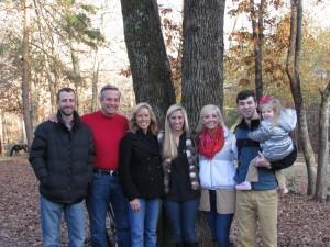 Doctor Stevens and Family