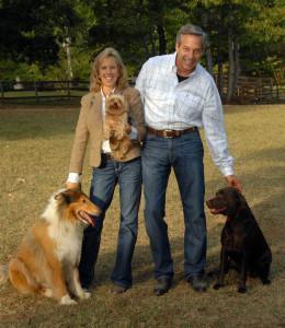 Susan & Dr. Jim Stevens